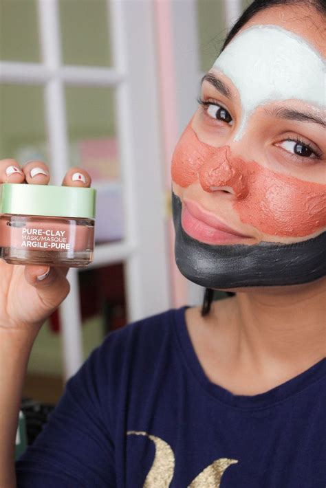 L Oreal Clay Mask everything you need to about the new l oreal