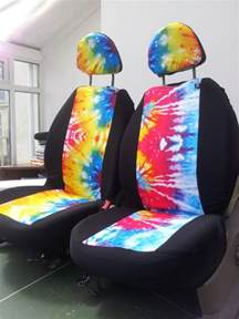 Design Car Seat Covers Uk Tie Dye Car Seat Covers Car Front Seat Covers Boho By