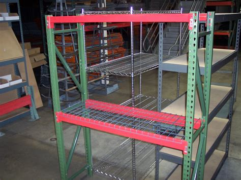rack shelving all american rack company warehouse pallet rack shelving