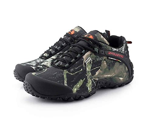 mens climbing shoes outdoor camouflage shoes professional climbing shoes mens