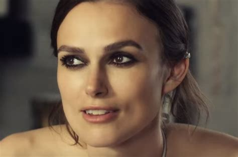 chanel commercial actress chanel coco mademoiselle keira knightley commercial song