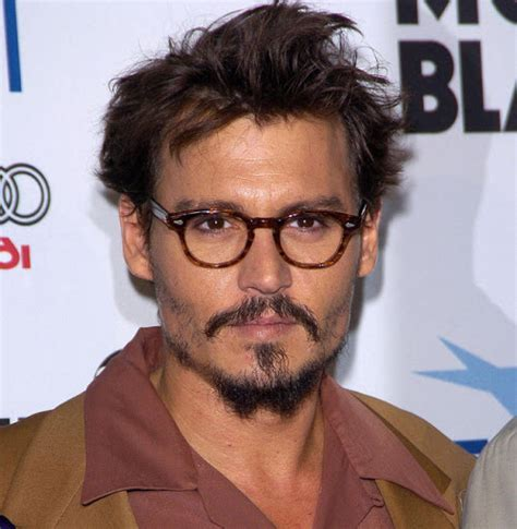 johnny depp s glasses an object of desire blickers