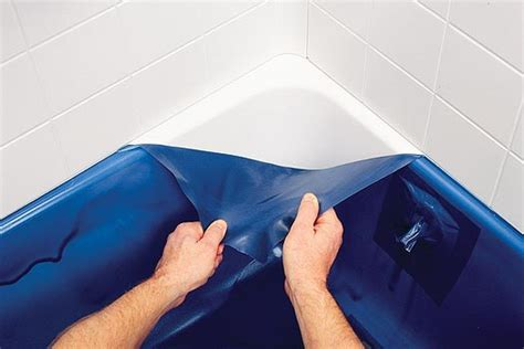 bathtub edge guard scratch protection protective products int l inc