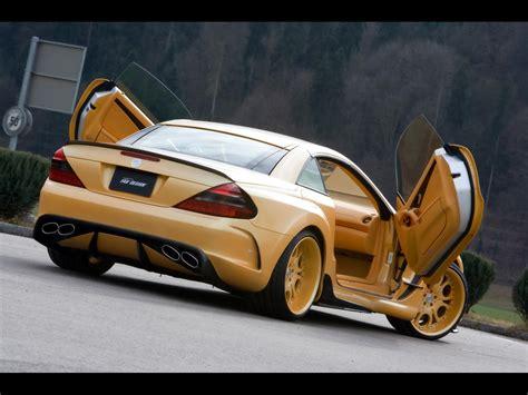 Handmade Mercedes - fab design custom sl based on mercedes sl600 news