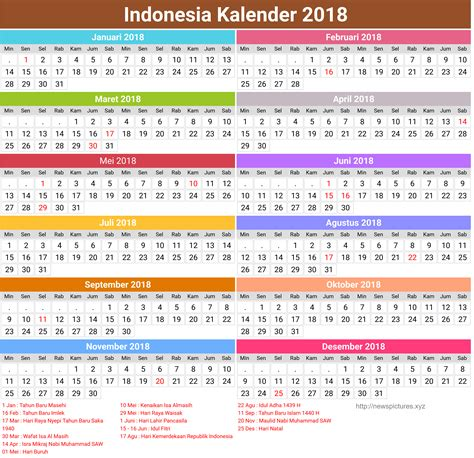printable calendar 2018 indonesia indonesia calendar 2018 3 newspictures xyz