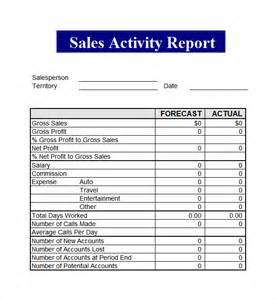 daily sales report template excel free sales report template 9 free pdf doc
