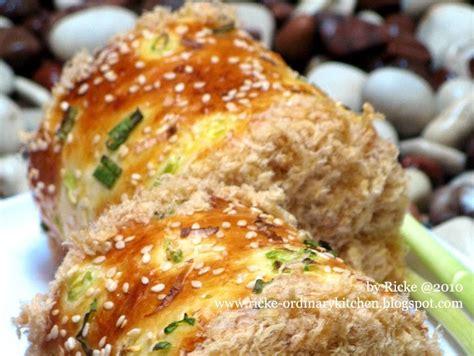 Abon Ayam Pedas Spicy Chicken Floss just my ordinary kitchen my floss roll bun