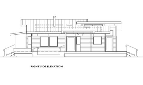 evaluations 1000 square foot modern house plans modern