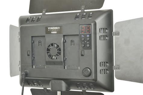 Yongnuo Yn 900 5500k Flash Pro Led Light 1 yongnuo yn900 led pro led lights yongnuo store