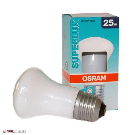 Lu Osram 18 Watt 1 x osram krypton gl 252 hbirne 25w e27 superlux e sil gl 252