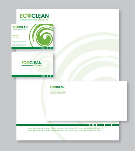 business letterhead and business cards business letterhead design custom letterhead stationery