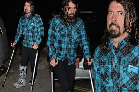Foo Fighter Dave Grohl Calls President Bush Everyones Villain Of The Year by Glastonbury The Green Room Podcast With Big Kris