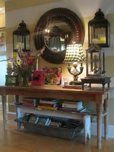 Decorating Ideas Entry Table Entry Way Decor The Domestiquete