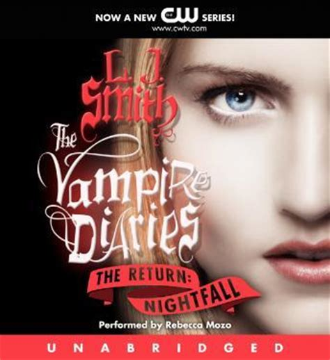 listen to diaries the return nightfall by l j smith at audiobooks