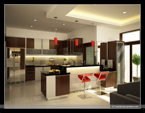 kitchen interior decoration home interior design decor kitchen design ideas set 2