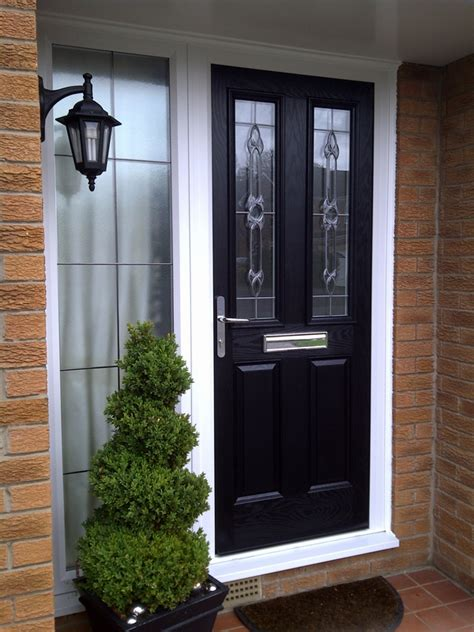 Composite Doors Designs Materials Advantages And Benefits Weather Front Door