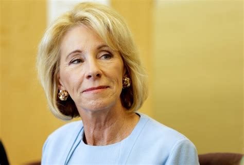 betsy decos students boo betsy devos as commencement speaker at