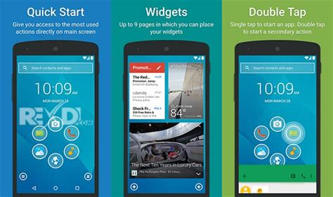 smart launcher apk smart launcher 3 pro 3 24 11 patched apk for android apkmoded