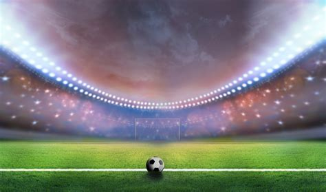 Field Lights by The 3 Ways That World Cup Soccer Affects Stock Markets