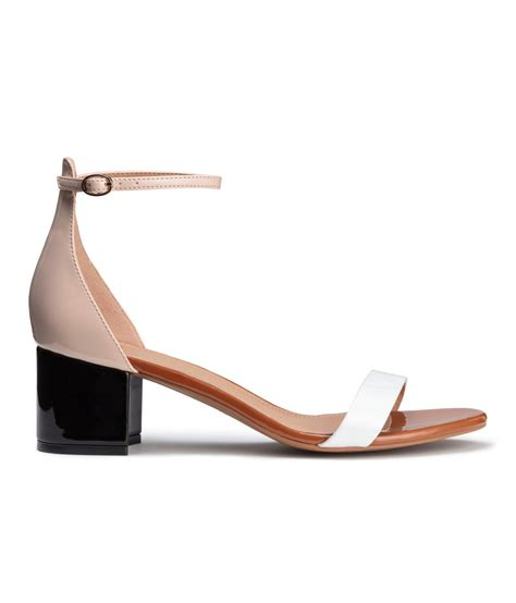h m ankle sandals in lyst