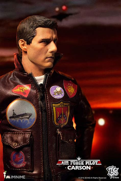 Tom Cruise Figure 16 toyhaven incoming zcwo iminime 1 6th air pilot