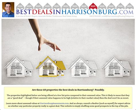 where to find the best deals on houses in harrisonburg