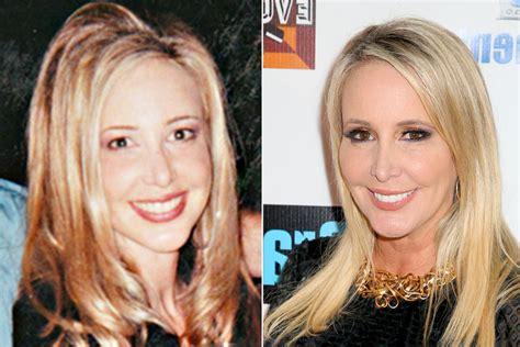 shannon beador hair the real housewives of orange county then and now mum s