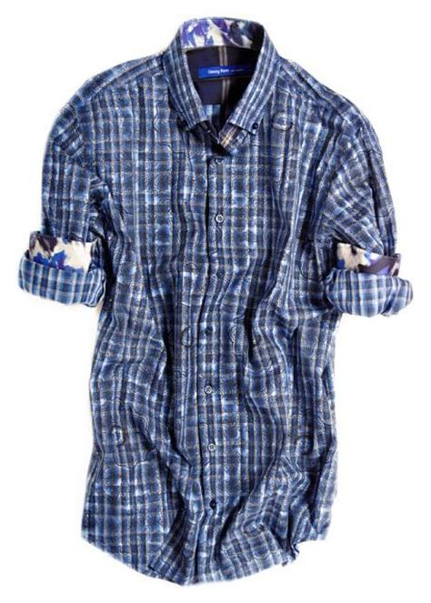 Izmir Cotton Shirt 17 best images about georg roth la sport shirts on stitching plaid and plays