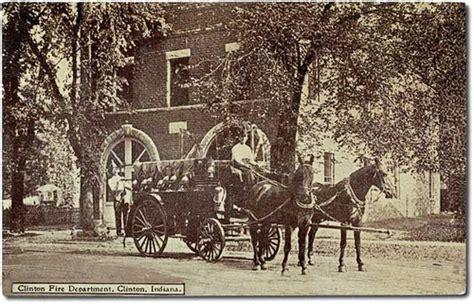 Clinton Gardens Clinton Indiana by Clinton Department Clinton Indiana 1911