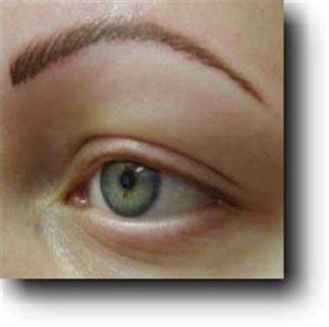 should you tattoo your eyebrows gaude gold sparse brows try eyebrow tattoos
