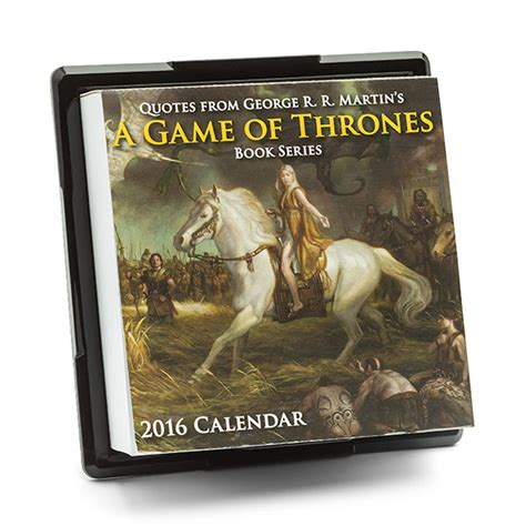 game of thrones desk accessories game of thrones book series 2016 desk calendar thinkgeek