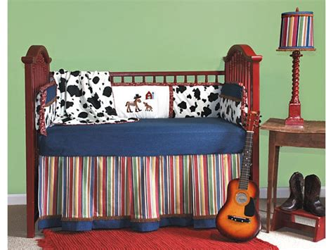 Modern Western Nursery Bedding Modern Home Interiors Western Crib Bedding
