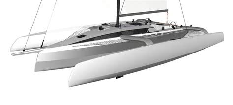 trimaran grainger tr52 performance trimaran grainger designs multihull yachts