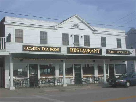 olympia tea room food and drink we so rhode island sorhodeisland