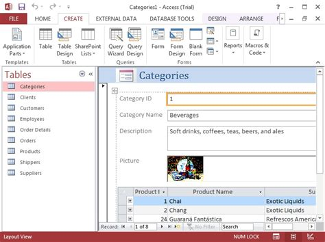 form design view access 2013 microsoft access 2013 tutorial office 2013 training it