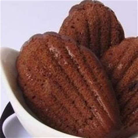 Friday Chocolat by Food Friday Madeleines Au Chocolat