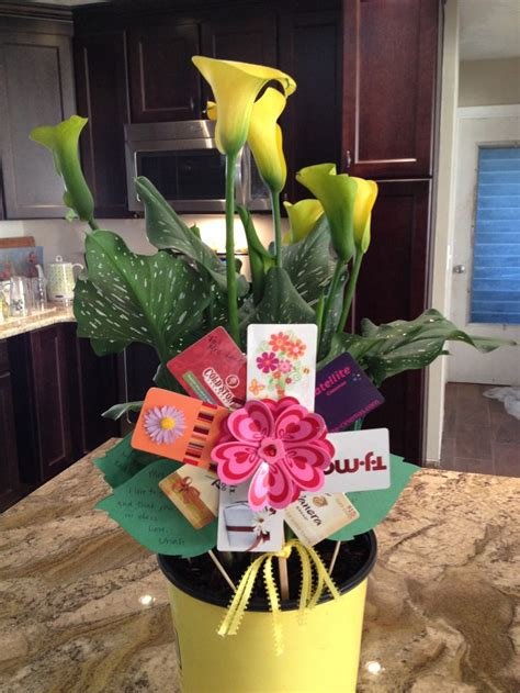 Teacher Gift Card Tree - best 25 gift card tree ideas on pinterest gift card basket birthday gift cards and