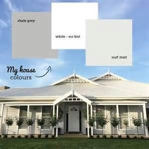 grey houses with white trim australia search