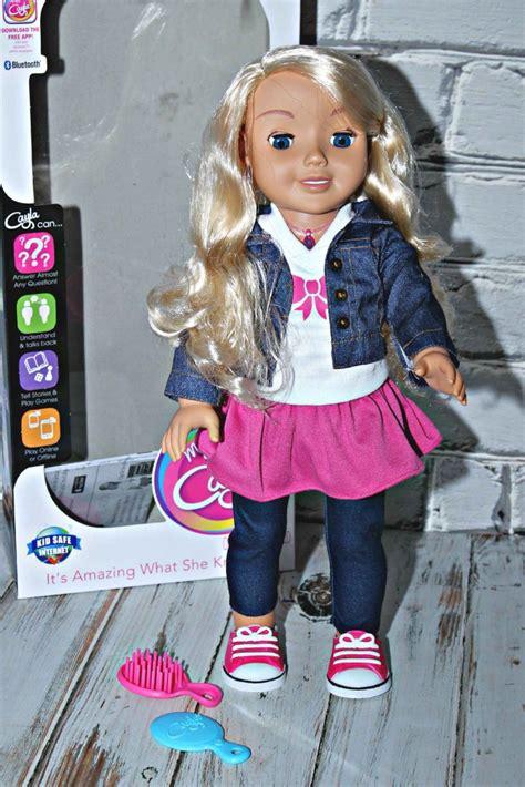 my friend cayla house meet my friend cayla she is a talking doll review 2