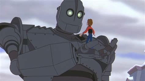 The Iron Giant by The Iron Giant Signature Edition Trailer 2015 Movie