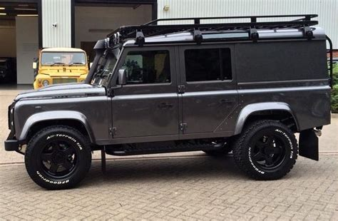 land rover modified stunning 110 lr defender twisted utility modified land