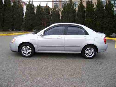 2005 Kia Spectra Ex Mpg Buy Used 2005 Kia Spectra Ex Sedan 4 Door 2 0l One Owner