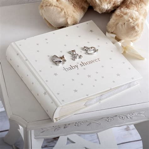 Baby Shower Photo Album by Bambino Baby Shower Photo Album The Gift Experience