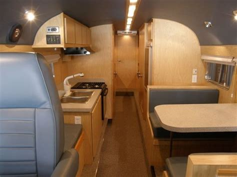 Ready To Build House Plans see this stunning 1949 flxible clipper motorhome
