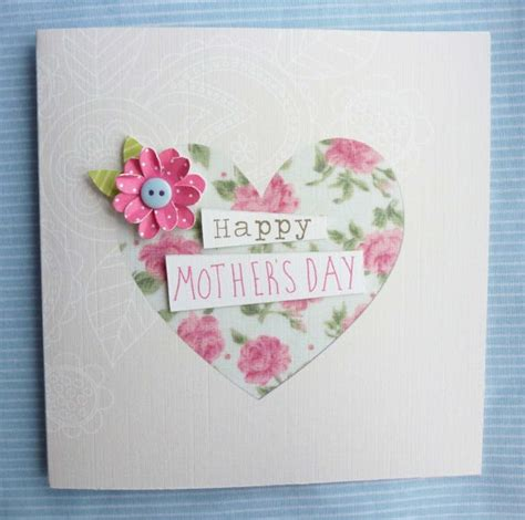Handmade Mothers Day Cards For - beautiful handmade s day card by