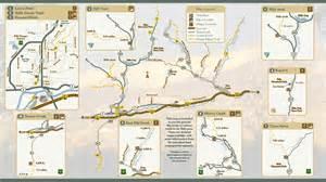map of rifle colorado gjhikes rifle creek