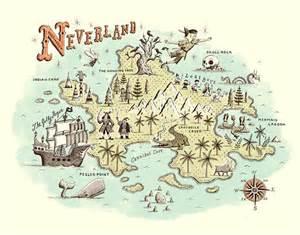neverland map www ryanorourke com