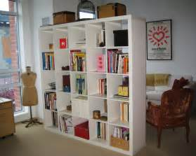 Ikea Bookcase Room Divider Expedit Bookcase For Your Collection My Office Ideas