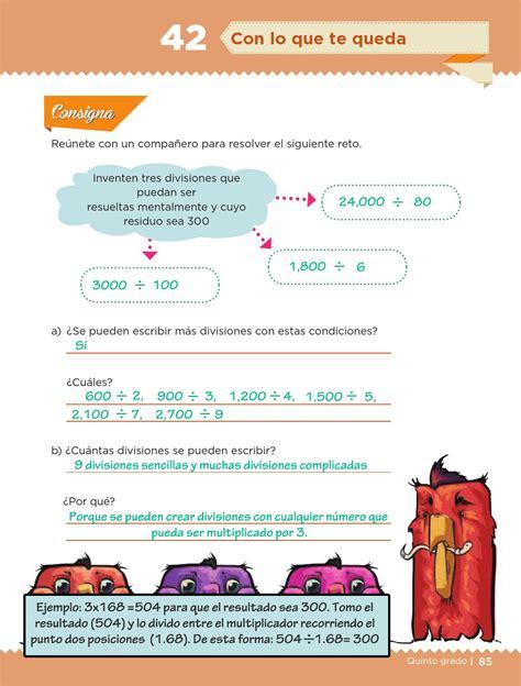 Paco El Chato Matematicas Respuestas Newhairstylesformen2014com | desafios matematicos paco el chato con respuestas quinto
