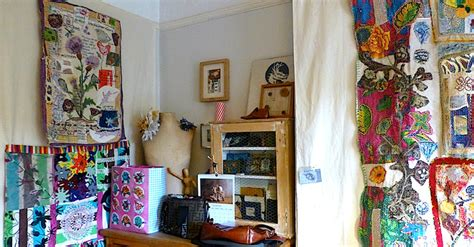 Home Interior Wall Hangings Displaying And Hanging Textile Art Textileartist Org